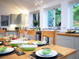 Snowdonia holiday cottage - kitchen