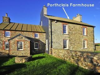 Porthclais Farmhouse, St Davids