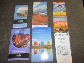 Lots of current Tourist info a variety of activities.