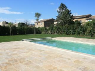 Domaine Paul Huc - Swimming-pool - Wine - Luxury apartement - L'Ecurie