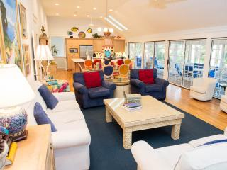 PET FRIENDLY Palmetto Dunes Colorful 2nd Row, Hilton Head