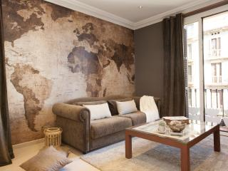 Enjoybcn Tapies Apartment-Luxury & space in center, Barcelona