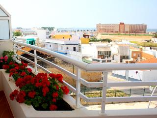 Spacious apartment with a big balcony Olhão center, Olhao