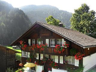 In dr Schluecht, Grindelwald