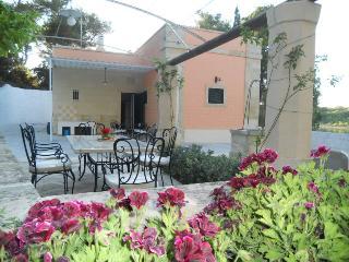Villa Lusso con Piscina sulla spiaggia di Alimini grande giardino 6 posti