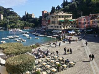 Portofino Piazzetta waterfront amazing view