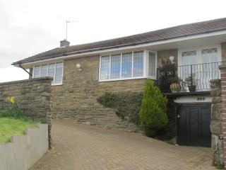 semi detached bungalow with sea views in Osgodby near Scarborough