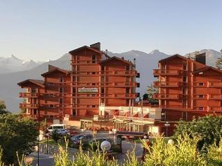 Appart-Hotel Helvetia Intergol, Crans-Montana