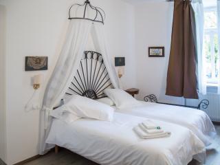 B&B la loggia del castello stanza con bagno vista da cartolina, Trento