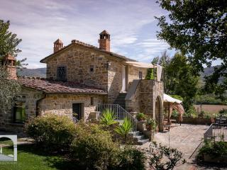 Villa Antico Pino incantevole Uliveto Villa Cortona