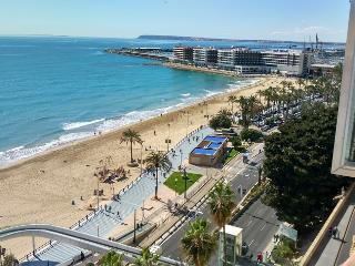 Apartamento playa Alicante centro