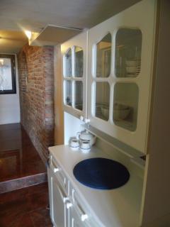 Kitchenette cupboard