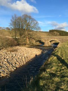 Walk along the river to Alston and spot the oyster catchers, curlews, lapwings & rare black grouse
