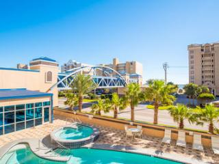 Upgraded Crystal Tower Condo, Granite, Tile Floors, Gulf Shores