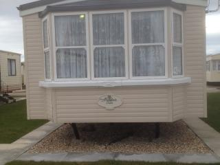 Luxury caravan to hire in Chapel St Leonards skegness, Skegness