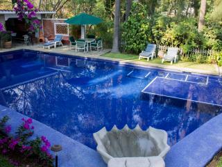 Área de la Alberca/Pool Area