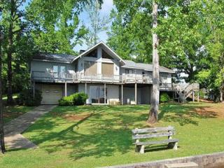 Lake Front Home, Large Pier, New Floors & Paint, Alexander City