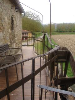 "Typical farmhouse in tuscany ""Il Molino"""