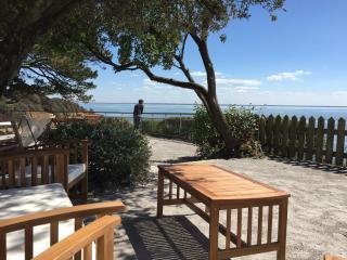 Villa La Brise : charme et vue imprenable sur mer, Pornichet