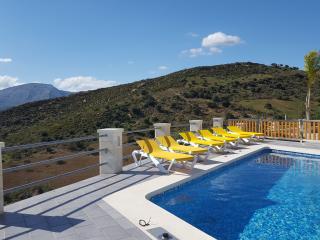 Villa Rural El Mirador, con piscina privada