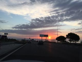 Taxi trip to/from MALAGA AIRPORT take 25-30min.