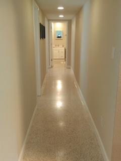 Hallway to Bathroom 1