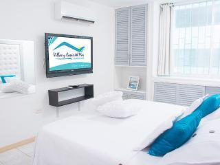 Apartamento frente al mar 408, Cartagena