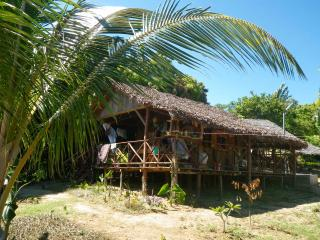 An Amazing Tribal House. The Real Malagasy Life., Nosy Be