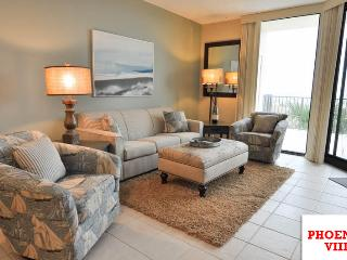Oceanfront 2B/2B X-large Balcony, Orange Beach