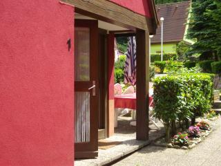 Gite Pinot Noir a KAYSERBSERG,wifi, terrasse, parking devant le gite