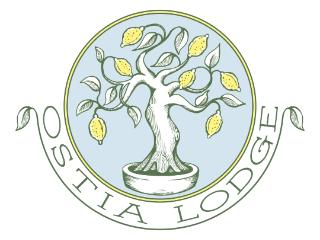The Lodge under the lemon tree in Ostia Antica