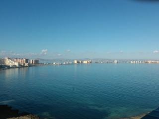 Apartamento Vistas al Mar Mediterráneo. 1ª Linea de Playa Bandera Azul
