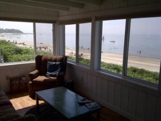 Cape Cod oceanfront rental