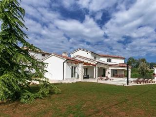 Villa with  a beautiful view over Mirna valley, Vizinada