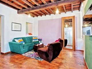 Mariposa  Navona apartment in Centro Storico with WiFi, airconditioning (warm, Roma
