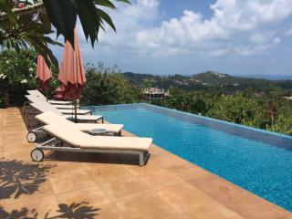 Samui Summit: 180 degree Ocean Views.