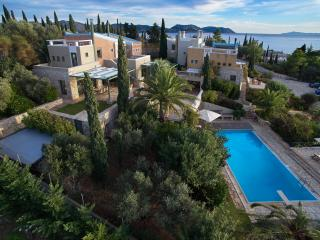 Unique Private Estate, consisting of 3 Villas, Anavyssos