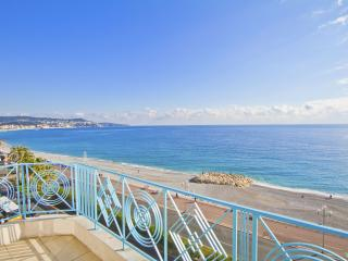 Apart. for 4 people Promenade des Anglais - Nice, Nizza