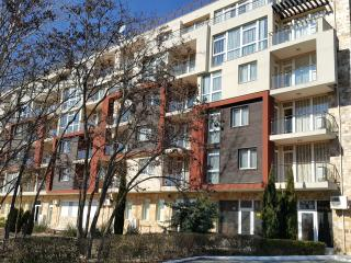 First line apartment for rent in Dune Residence, Sunny Beach