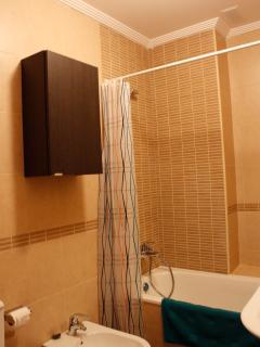 Cuarto de baño planta alta