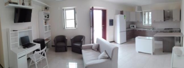 Appartamento Alburni (zona giorno)