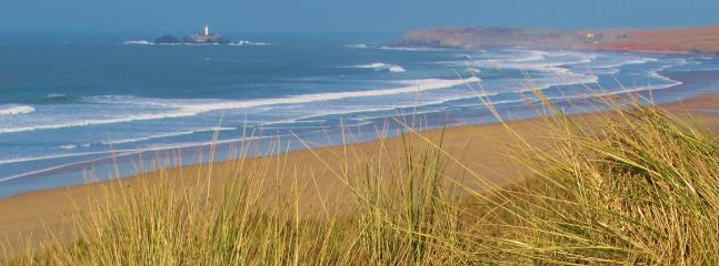 Gwithian Beach - Near Pippin Cottage