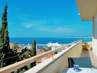 Le Panoramic, Nice - great view, balcony, garage, Nizza