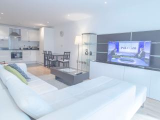 Modern 2 Bed Apartment in Canary Wharf | BHX0003
