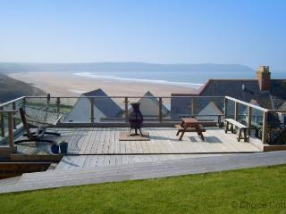 WOOLACOMBE TARTOOGA BEACH HOUSE | 3 Bedrooms, Woolacombe