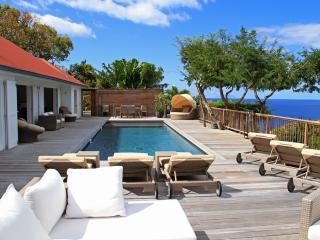 Villa Channing, Gustavia