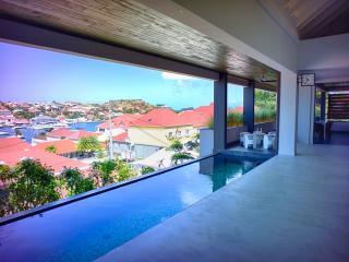 Villa Le Blanc, Gustavia