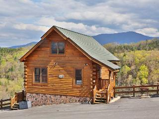 Majestic Vista a two bedroom cabin, Sevierville