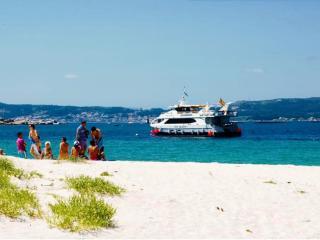 PAV-0020 apartamento 2 dor, 1 baño, vistas al mar, Illa de Arousa