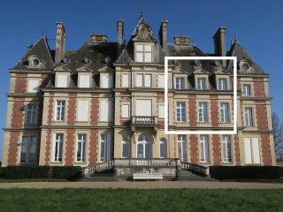 Duplex in a Historic Casle XVIIIe, Lizy-sur-Ourcq